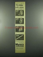 1955 Myers Water Systems Ad - For Carefree Service