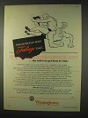 1947 Westinghouse Magnetic Strain Guage Ad - Feelings