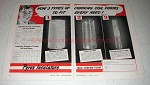 1943 Pyrex Insulators Ad - 3 Types Corning Coil Forms