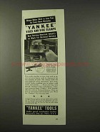 1942 Yankee Vises and Vise Clamps Ad - Better Work