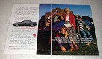 1993 Saturn SL2 Car Ad - Didn't Expect Our Reply