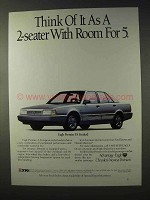 1990 Eagle Premier ES Limited Car Ad - Room for 5