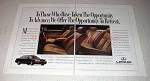 1990 Lexus LS 400 Car Ad - Opportunity to Retreat