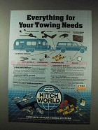 1981 U-Haul Moving Ad - Everything For Towing Needs