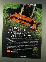 2000 Toro Z Master Outfront ZRT Lawn Mower Ad