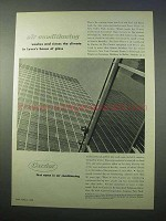 1953 Carrier Air Conditioning Ad - Lever House of Glass