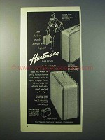 1952 Hartmann Caravan Luggage Ad - Mayfair, Pullman