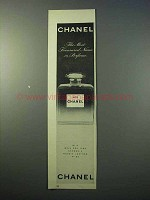 1952 Chanel No. 5 Perfume Ad - Most Treasured Name