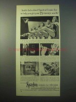 1952 Sparton Cosmic Eye Television Ad - Inside Facts