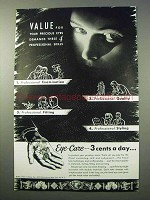1952 Better Vision Institute Ad - Value for Your Eyes