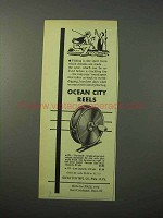 1951 Ocean City # 76 Plymouth Light Wight Fly Wheel Ad