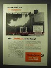 1950 Westinghouse High-Power Laboratory Ad