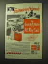 1950 Evinrude Fastwin Outboard Motor Ad