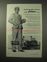1950 U.S. Army Organized Reserve Corps Ad - Citizen