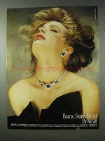 1990 Black, Starr & Frost Jewelry Ad - Necklace