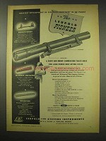 1949 Leupold Pioneer Rifle Scope Ad - Greatest