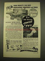 1949 Atlas Press Power King 4 1/2