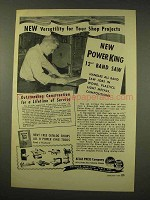 1949 Atlas Press Power King 12