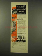 1949 Hobart Arc Welder Ad - Your Way to $ucce$$