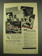 1949 South Bend Lathe Tool Ad
