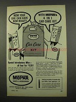 1957 Mopar 4 in 1 Car Care Kit Ad - Can Have Beauty