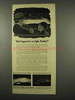 1956 Portland Cement Association Ad - What Happened?