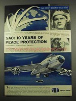 1956 Sperry Flight Controls and K System Ad - SAC
