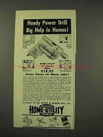 1949 Black & Decker Home-Utility 1/4