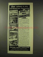 1948 Portland Cement Ad - Your Guidepost