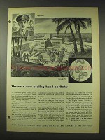 1948 U.S. Army Ad - New Healing Hand on Oahu