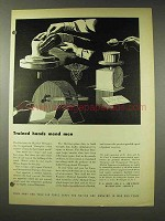 1948 U.S. Army Ad - Trained Hands Mend Men