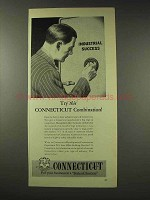 1948 Connecticut Development Commission Ad