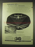1948 IT&T Instrument Landing System ILS-2 Ad