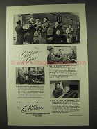 1948 Pullman Railroad Car Ad - Christmas Cargo