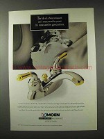 1994 Moen Faucet Ad - Life Measured in Generations