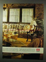 1977 Masonite Brick Design Hardboard Paneling Ad