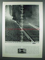 1962 Ampex CP-100 Recorder Ad - Ride the Rails