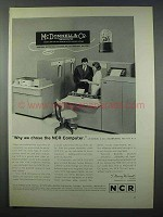 1962 NCR 315 Computer Ad - McDonnell & Co.