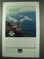 1961 New York State Tourism Ad - Ireland?