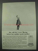 1961 Maytag Washer Ad - Whe Will Buy Before Mother