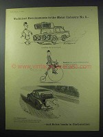 1960 Solex Carburator Ad - Technical Developments No. 5
