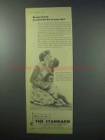 1960 The Standard Life Assurance Ad - All Your Life