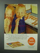 1960 Swift's Premium Bacon Ad - The Little Rascals!