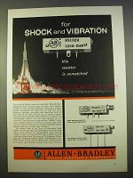 1963 Allen-Bradley Ad, Type R Adjustable Fixed Resistor