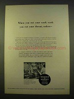1963 Warner & Swasey Turret Lathes Ad - Cut Your Work
