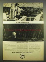 1963 Westinghouse Electric Corporation Ad - Space