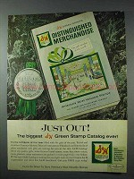 1963 S&H Green Stamps Ad - Just Out!