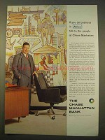 1963 Chase Manhattan Bank Ad - Do Business in Africa