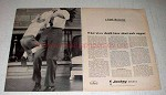 1963 Jockey Briefs Ad - Know About Male Support