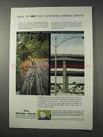 1963 The Middle South Utilities System Ad - Changing